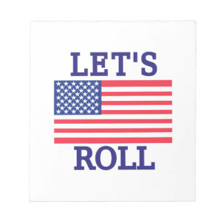 Lets Roll Notepad