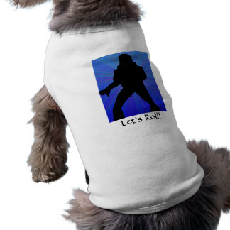 Let's Roll! Pet Clothing