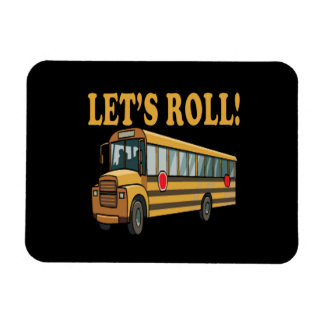 Lets Roll Rectangular Magnets