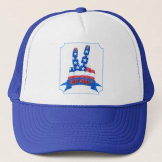 Lets Roll Trucker Hat
