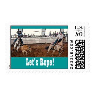 Let's Rope! Postage