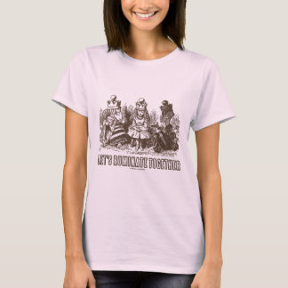 Let's Ruminate Together (Alice Red White Queens) T-Shirt