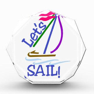 Lets Sail Award