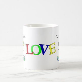 Let's See What Love Can Do Coffee Mug