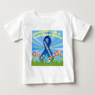 Let's Shine some Light on Leukodystrophies Baby T-Shirt