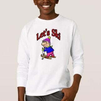 Let's Ski T-Shirt