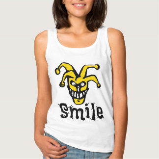 Let's Smile Tank Top