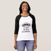 Let's Sparkle Harry & Meghan, May 19th 2018 T-Shirt