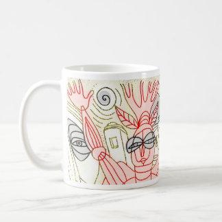 lets start over coffee mug