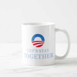 Let's Stay Together Mug