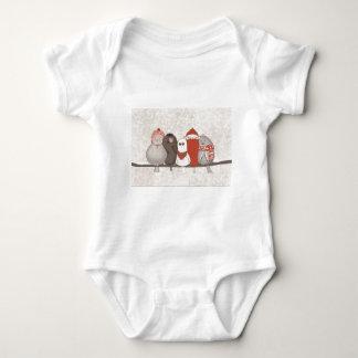 Let's stick together baby bodysuit