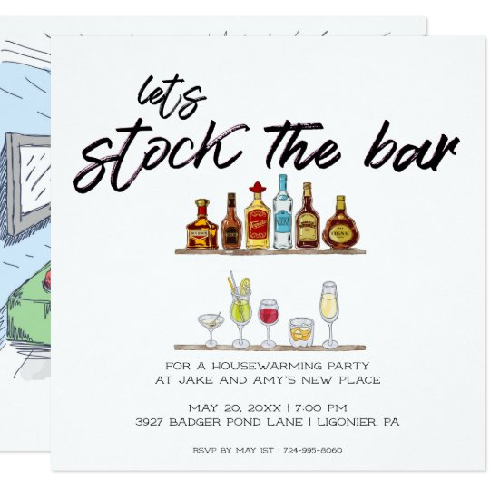 let u0026 39 s stock the bar