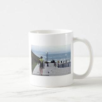 let's surf coffee mug