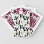 Let's Taco About Love | Llama & Donkey Pattern Bicycle Playing Cards