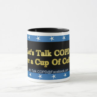 Let's Talk COPD Mug