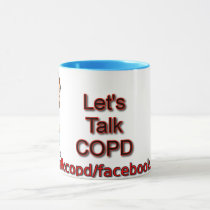 Let's Talk COPD Mug