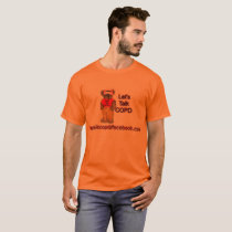 Let's Talk COPD T-Shirt