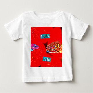 Let's Talk Infant T-shirt