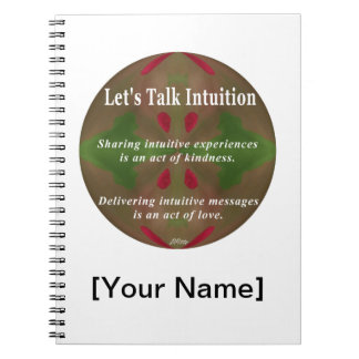 Let's Talk Intuition Notebook