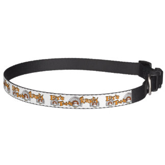 Let's talk turkey bowling pet collar