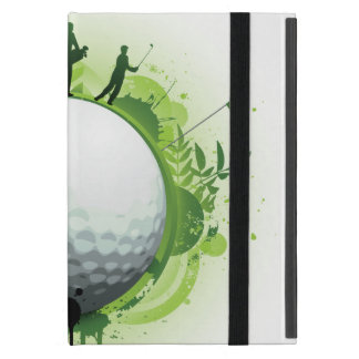 Let's Tee Off For Golf iPad Mini Covers