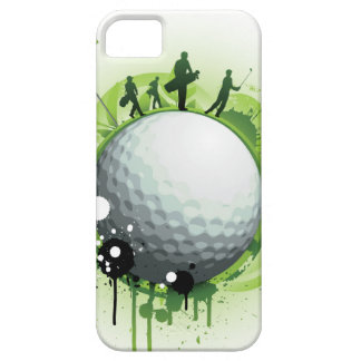 Let's Tee Off For Golf iPhone SE/5/5s Case