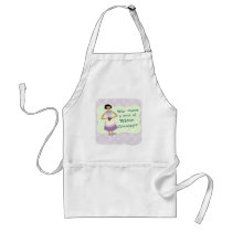 Lets Tour Whine Country! Adult Apron