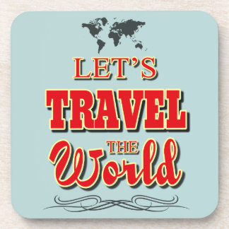 Let's travel the world coaster