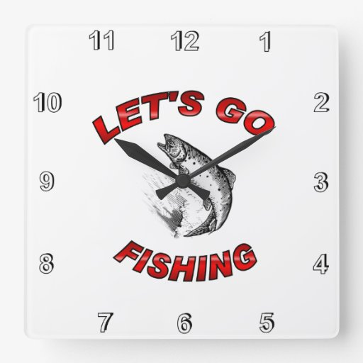 Lets va a pescar el reloj