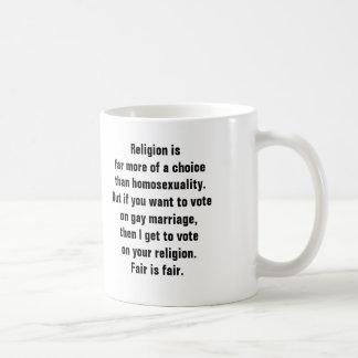 Let's Vote On It! Mug
