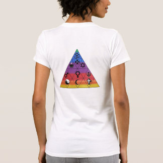 Let's Vote On It!  Triangle - Women T-shirts