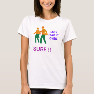 LETs WALK - Bubble Talk T-Shirt