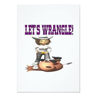 Lets Wrangle 2 Card