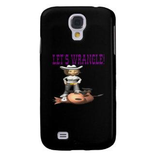 Lets Wrangle 2 Galaxy S4 Case