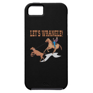 Lets Wrangle iPhone 5 Case