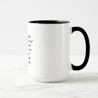 Let's Wrap This Up Mug