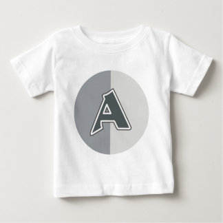 Letter A Baby T-Shirt