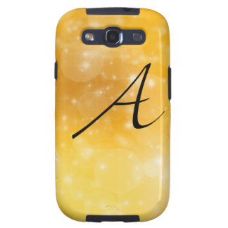 Letter A Samsung Galaxy SIII Cover