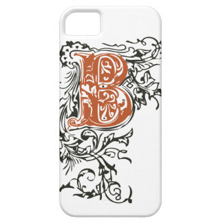 Letter B  iPhone 5 Case