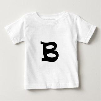Letter B_large T-shirts