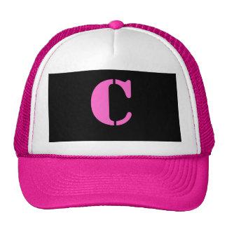 Letter C Hat