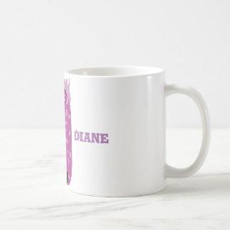 Letter D mug