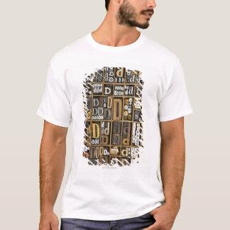 Letter D T-Shirt