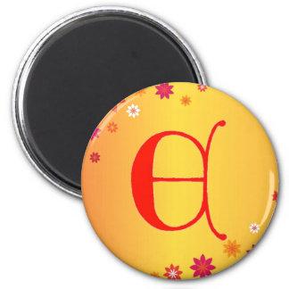 Letter E Magnet
