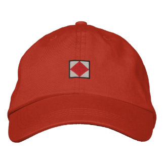 Letter F Embroidered Baseball Hat