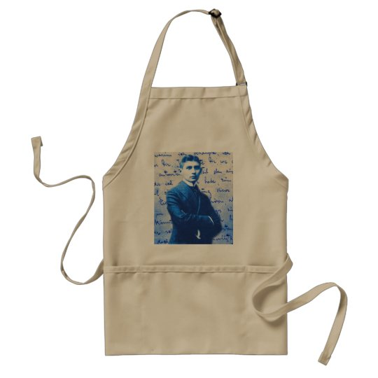 Letter From Kafka Adult Apron