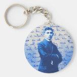Letter From Kafka Basic Round Button Keychain