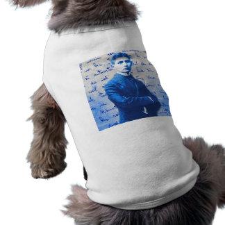 Letter From Kafka Doggie Tee Shirt