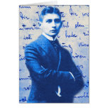 Letter From Kafka Greeting Card