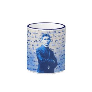 Letter From Kafka Ringer Mug